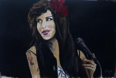 Vol11. Amy Winehouse. Color